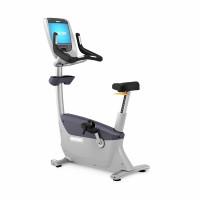 Precor UBK 885 Upright Exercise Bike - CS