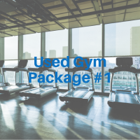 Used Gym Package - 1