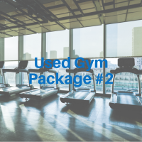Used Gym Package - 2