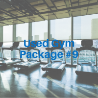 Used Gym Package - 9